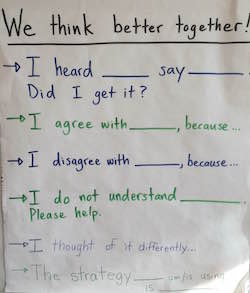 We think better together