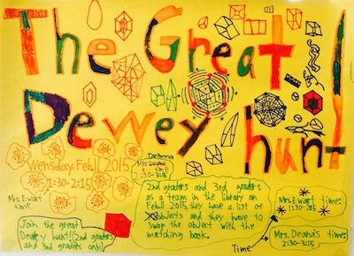 SWS Dewey Hunt
